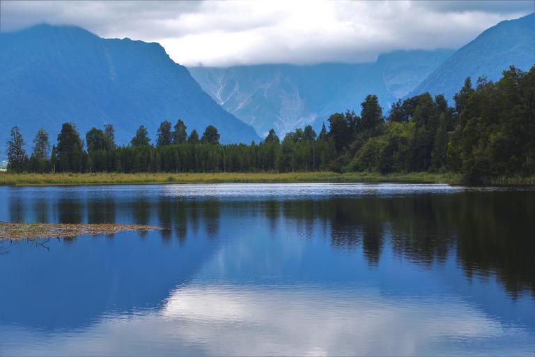 The incredible lake!