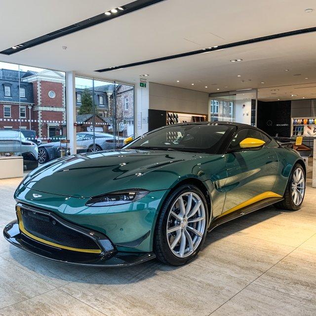 Aston Martin Vantage Heritage Racing Edition Almond Green DB3S 4.jpg