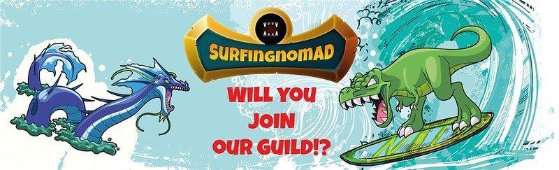 Surfingnomad Steemmonster Guild