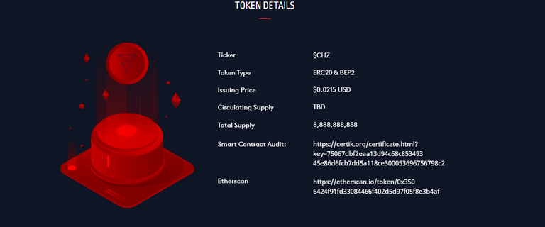 Chiliz token market details.PNG