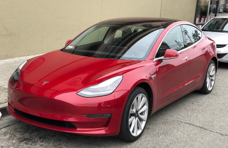 Tesla Model 3 - Source