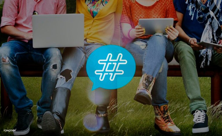tips on hashtags on hive