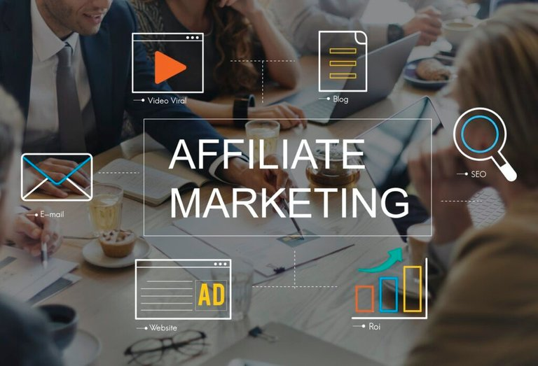Affiliate Marketing: How It Works
