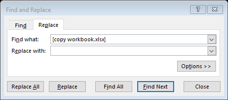 Copying and Duplicating Excel Worksheets