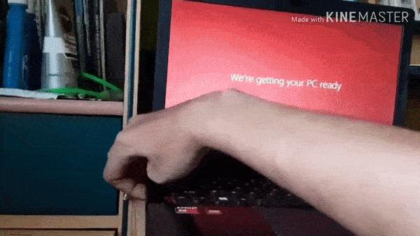 AMD Quad Core R4 Graphic Acer Laptop overheat problem