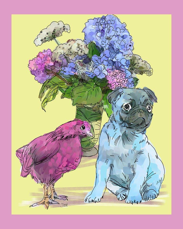 floralfriday3pugchickenDONEINSTA.jpg