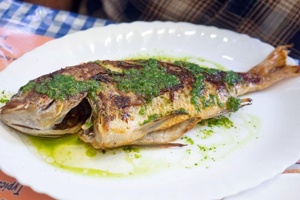Cherne Fish