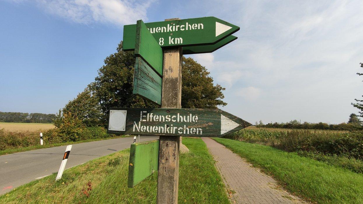 A fairies school in Neuenkirchen.