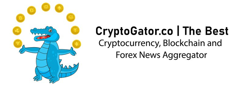 CryptoGator.co | The Best Cryptocurrency, Blockchain and Forex News Aggregator