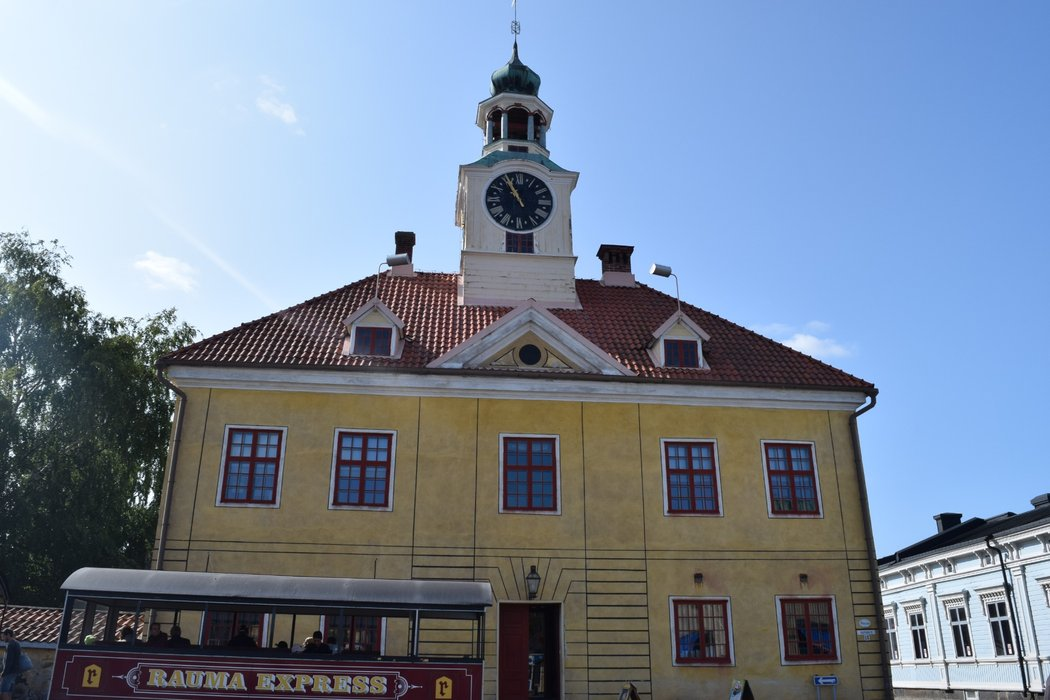 Old Rauma town hall