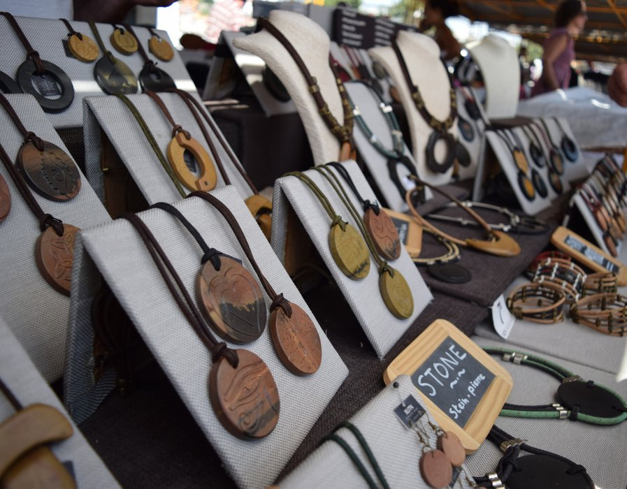 Lovely looking local jewelry