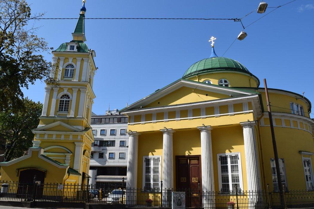 St Alexander Nevsky church