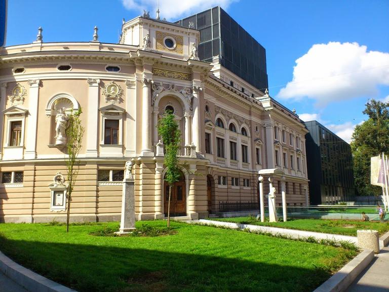 SNG Opera Ballet