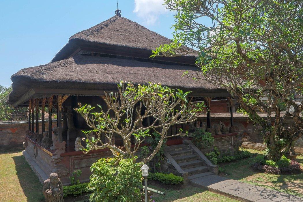 The Gedung Buleleng building