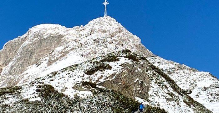 Nowy Rok w Tatrach czyli Cztery Strony Giewontu