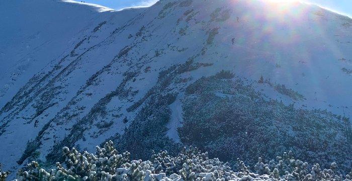 El Año Nuevo en los Tatras