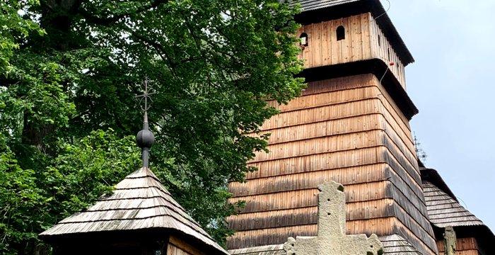 Główny Szlak Beskidzki - Etap 8: Chyrowa - Bartne