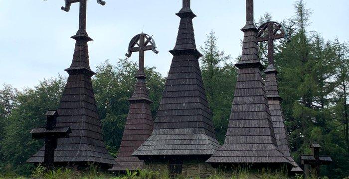 Główny Szlak Beskidzki - Etap 9: Bartne - Ropki