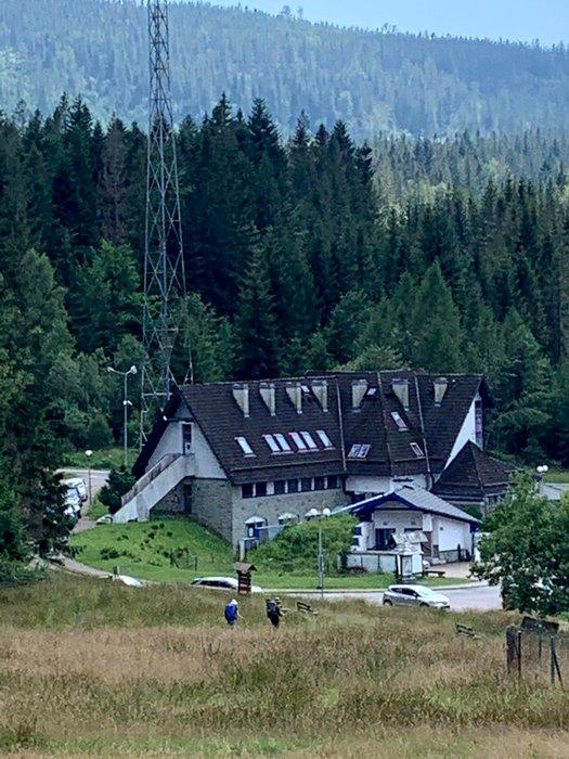 Przełęcz Glinne