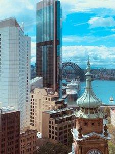Un paseo por Sydney. Parte I: El jardín chino, el museo marítimo y la torre. [ES/EN/PL]