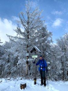 Marzec 2021 na szlakach. Trzy zimowe wyprawy w Gorce, Pieniny i Beskid Wyspowy