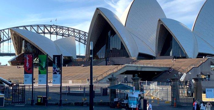 Un paseo por Sydney. Parte II: Hyde Park, el centro histórico y la famosa Ópera. [ES/EN/PL]