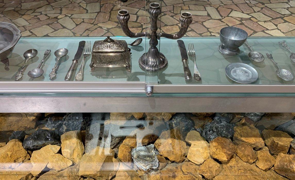 Dolomit, galena i srebro