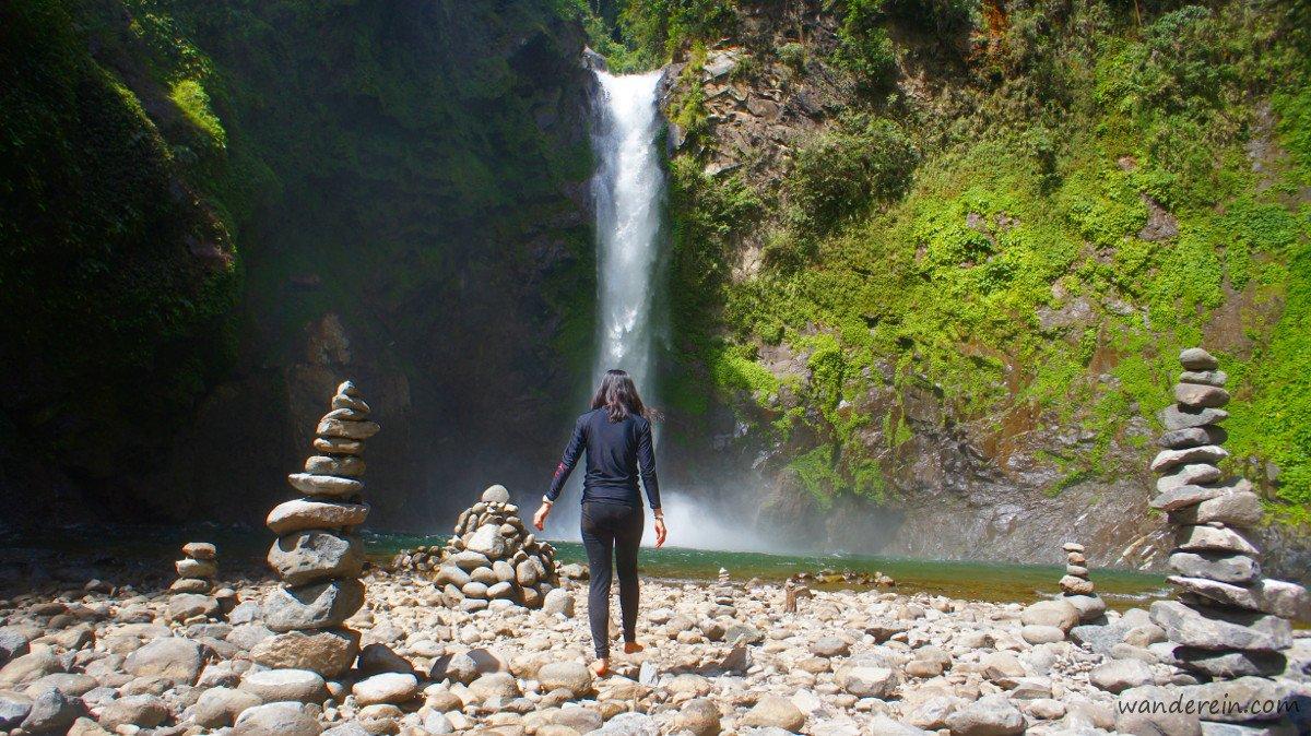 Tappiya Waterfalls in Batad