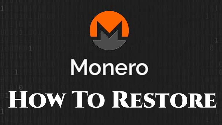 How To Restore Wallet Of Monero Coin by crypto wallets info.jpg