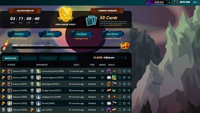 I Gold dashboard winning trend.jpg
