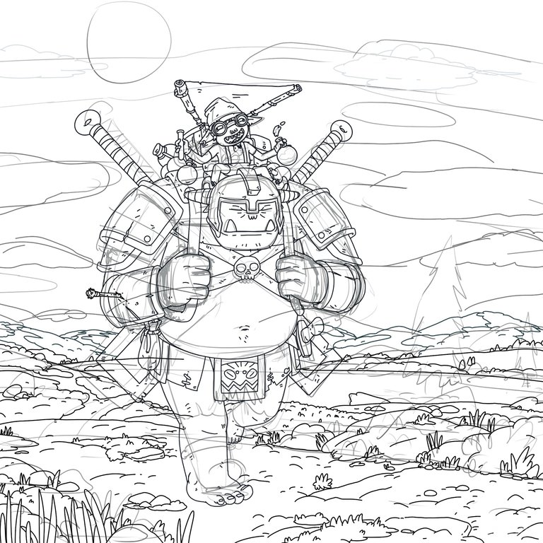 2. Finalizing Sketch.png