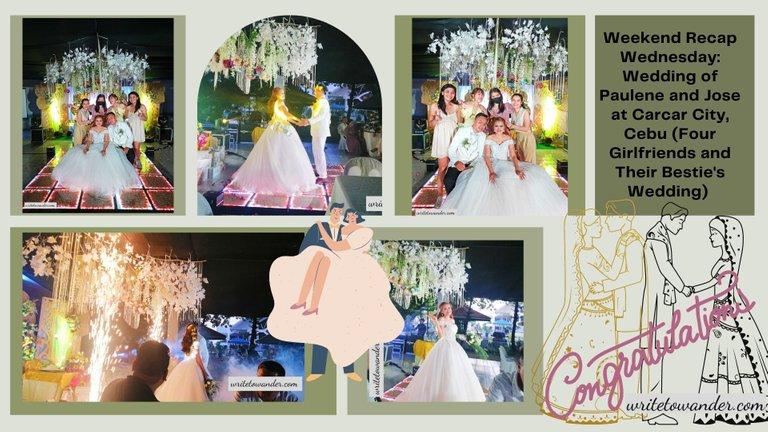 Weekend Recap Wednesday Wedding of Paulene and Jose at Carcar City, Cebu Four Girlfriends and Their Bestie's Wedding.jpg