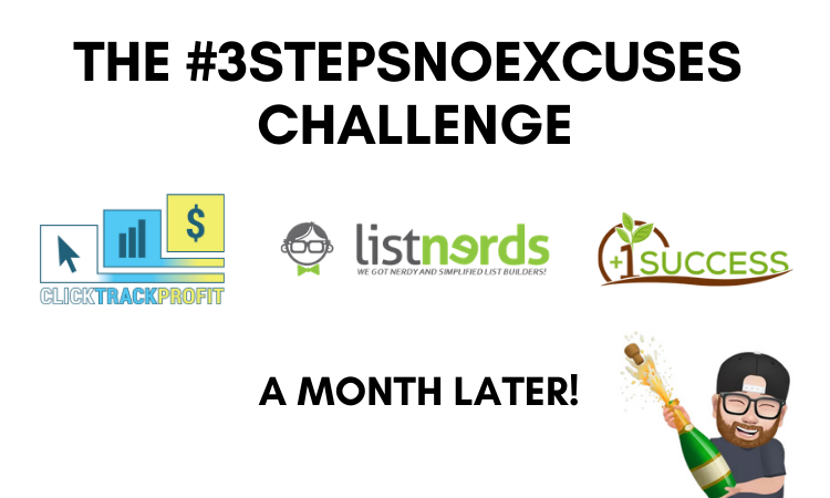 The #3StepsNoExcuses Challenge A Month Later!.png