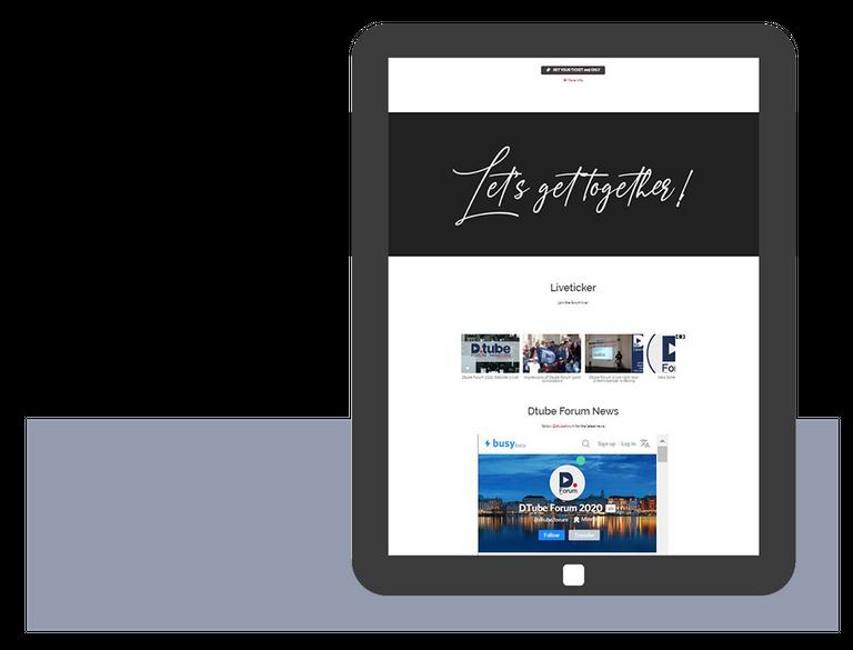 forum webdesign