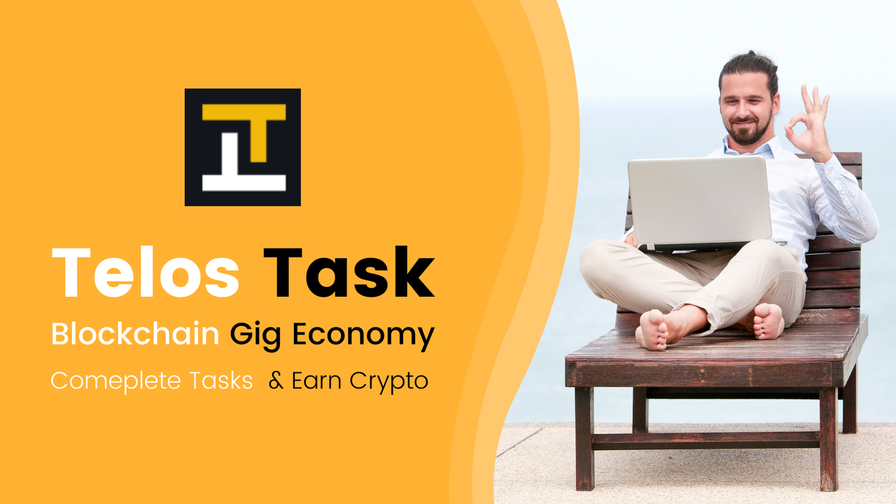 New Gig Economy Platform On The Blockchain!