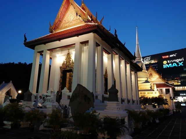 Wat Pathum Wanaram, Bangkok   Steem Fest 4