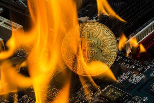 Bitcoin Burned
