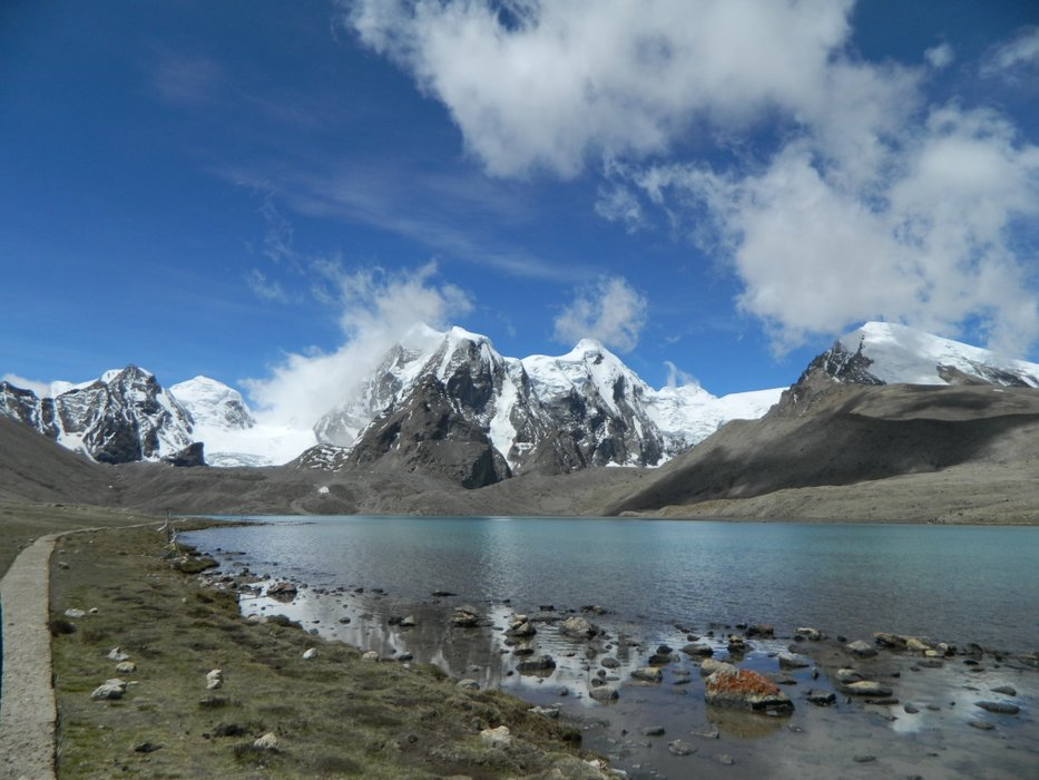 Gurudongmar lake photo 4