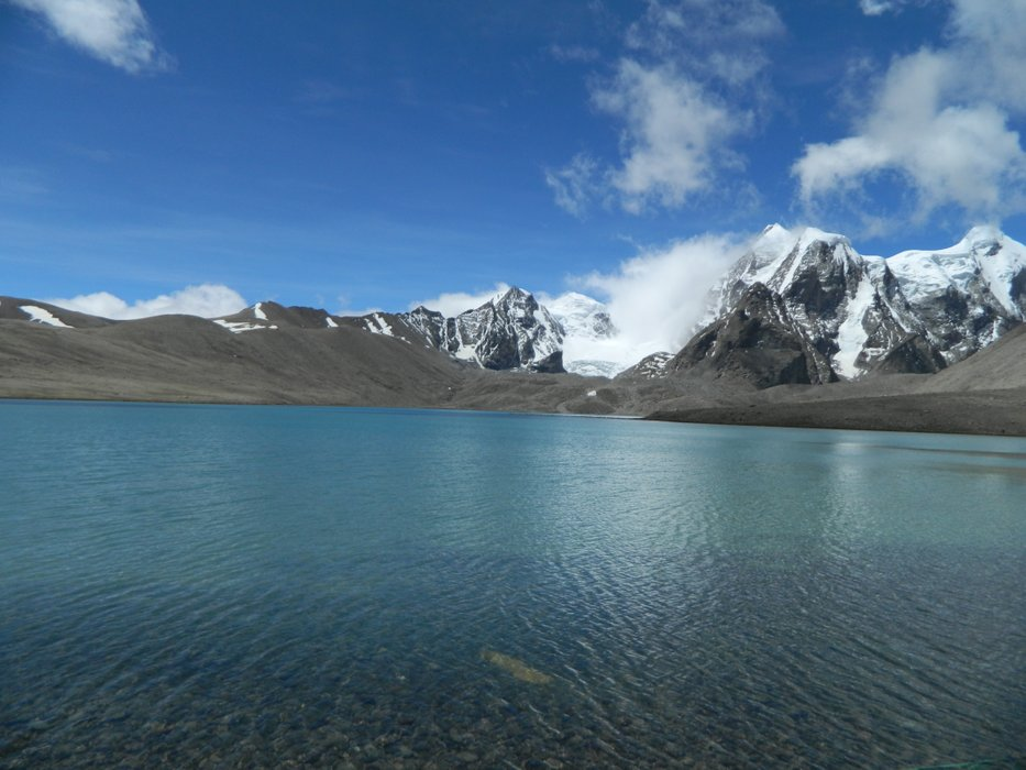 Gurudongmar lake photo 5
