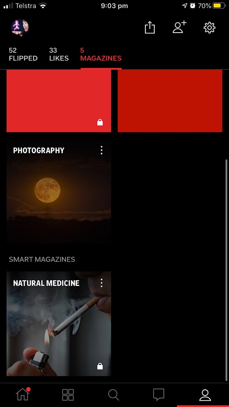 Natural Medicine magazine in Flipboard