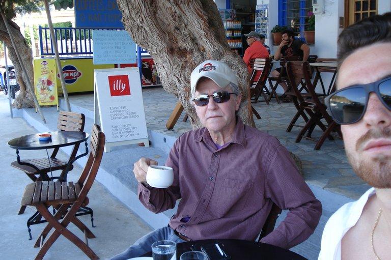 Jack Kerouac On The Road Conradsuperb S Greek Edition Steemitchallenge Day 28 Of 28 Hive