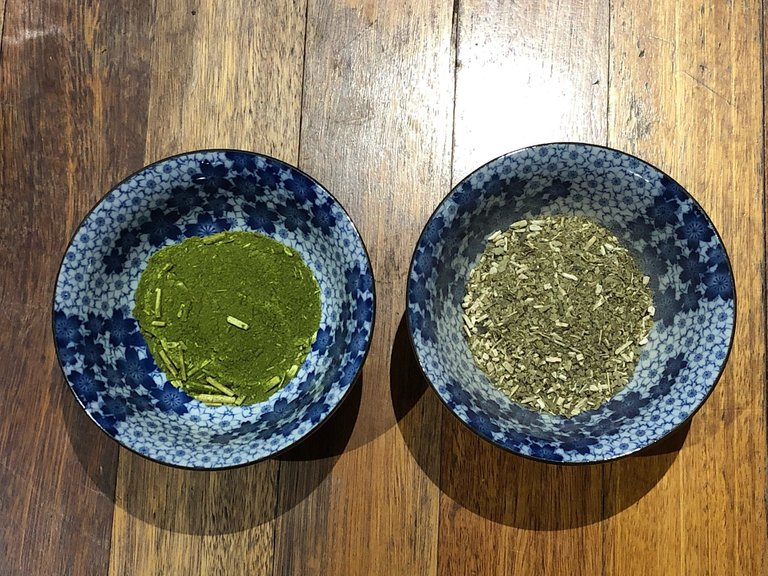 Argentinian and Brazilian Yerba Mate