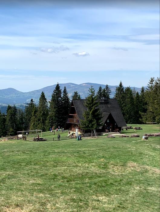 Krawców Wierch, Poland/Slovakia