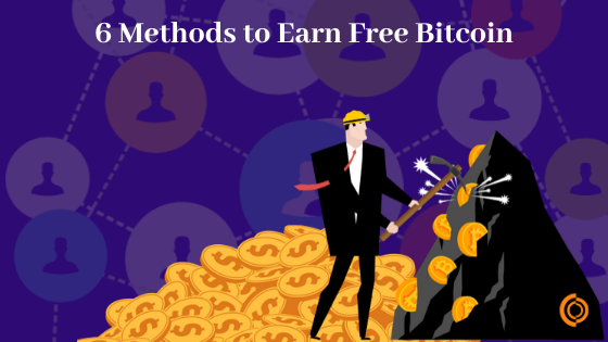 How to Earn Bitcoin for Free