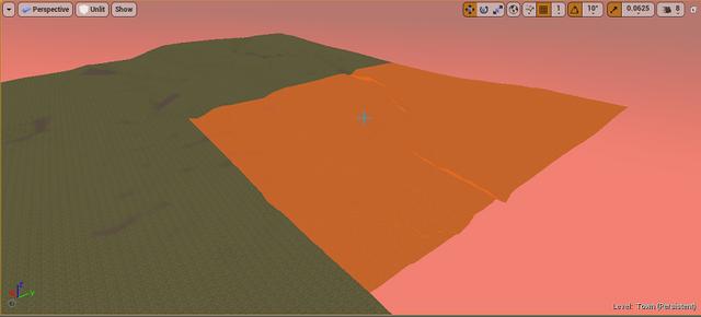 deleting landscape in unreal engine 4.png