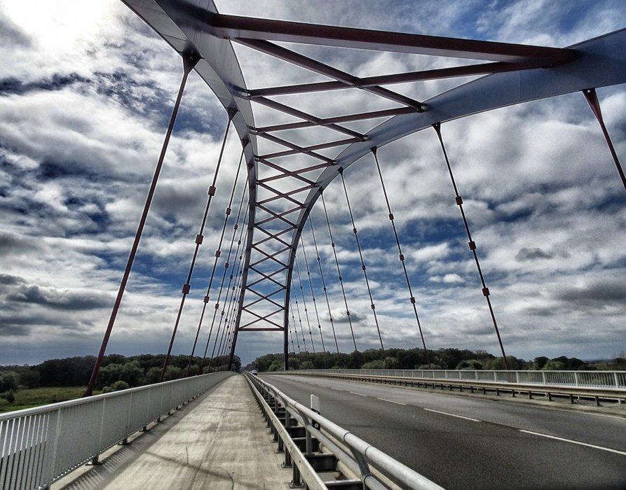 Bridge over troubles times.