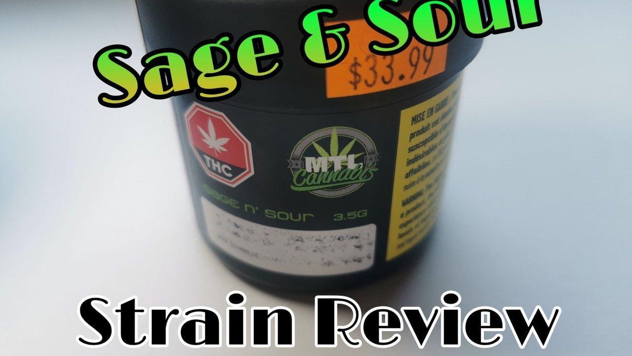 MTLCannabis Sage & Sour Strain Review