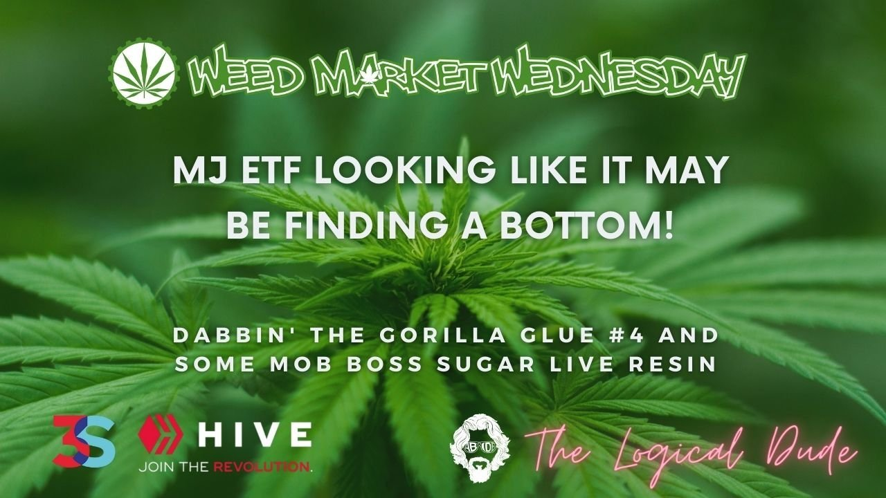 MJ ETF Finding Bottom - What is Your Favorite Weed Strain and Why?
