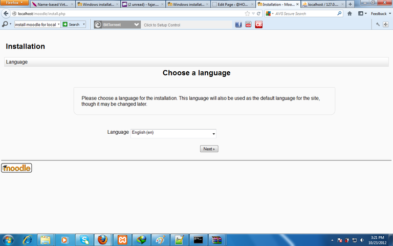 Figure 20. moodle with personal local domain name ready.png
