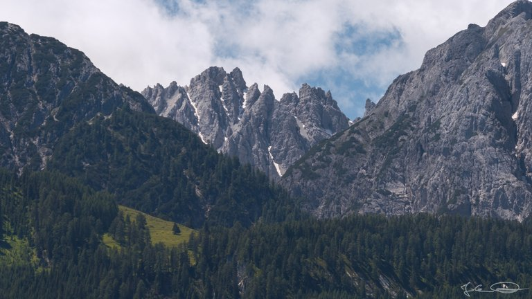 Hive AlphabetHunt Lesachtal and Lienz Dolomites